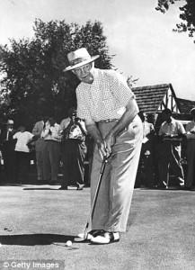 Woodrow golf