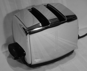 old toaster